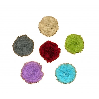SKU: HLN- Linen Brooches